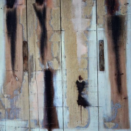 Huile sur bois 78 x 106 cm