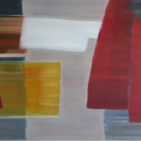 Huile sur toile 100 c x 81 cm (40F)