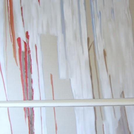 Huile sur toiles 60 cm x 60 cm et 60 cm x 30 cm